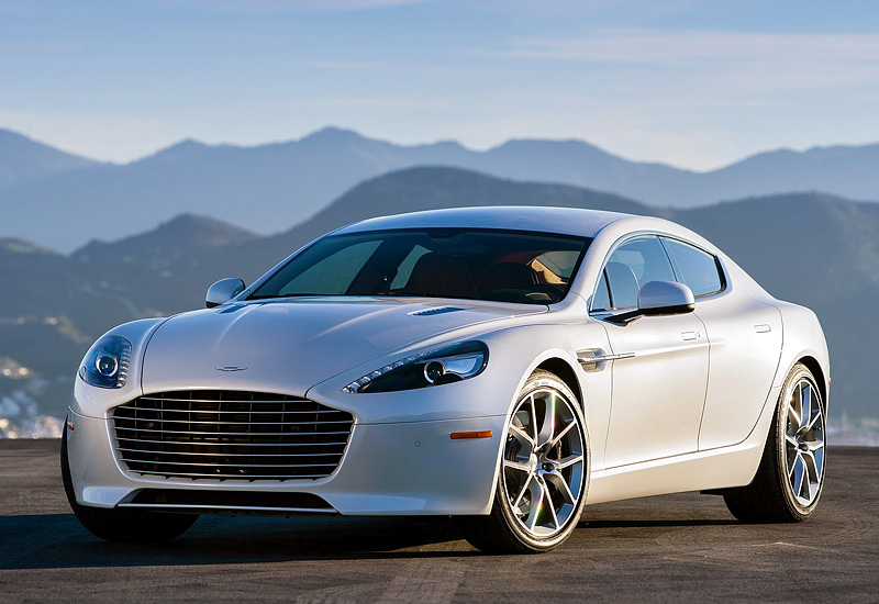 2013 Aston Martin Rapide S Price And Specifications