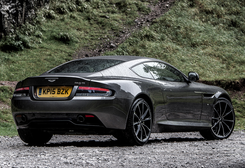 2015 Aston Martin Db9 Gt Price And Specifications