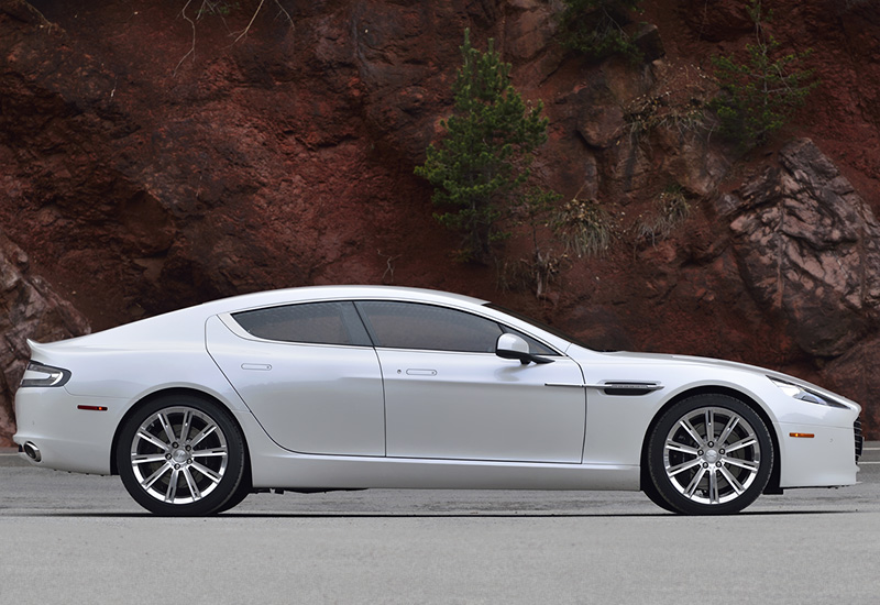 2015 Aston Martin Rapide S Price And Specifications