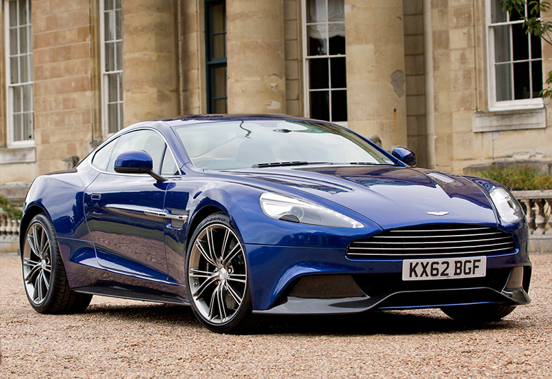 2016 Aston Martin Vanquish Price And Specifications