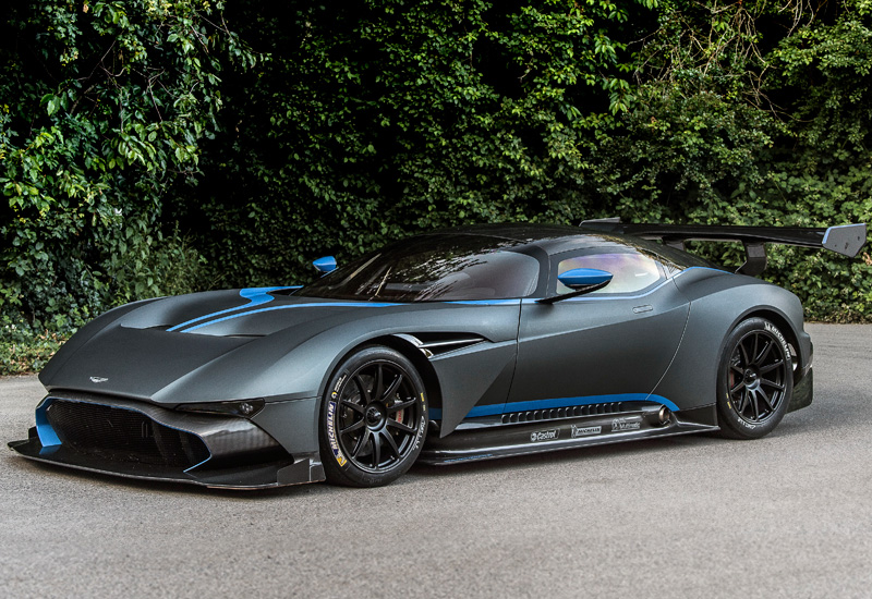 2016 Aston Martin Vulcan Price And Specifications