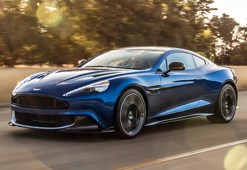 2017 Aston Martin Vanquish S Price And Specifications