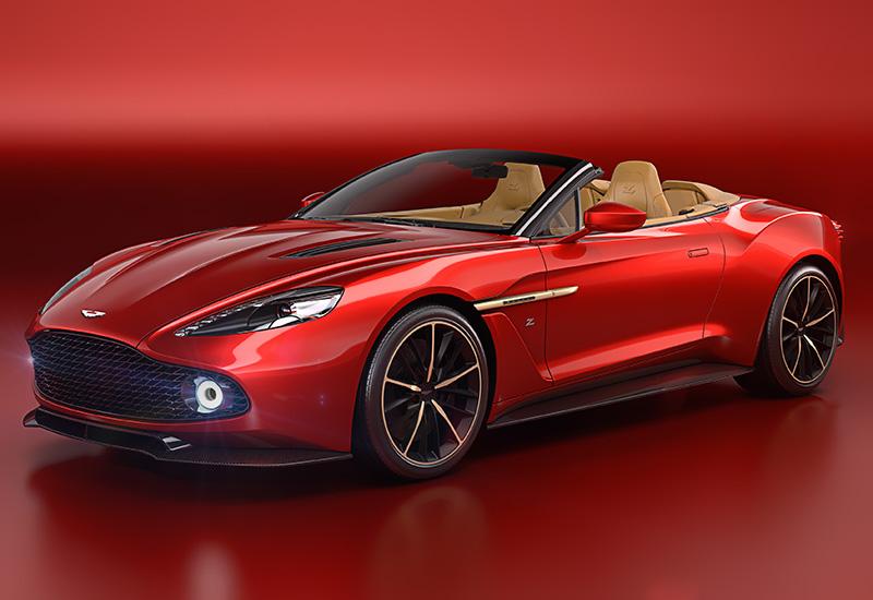 2017 Aston Martin Vanquish Zagato Volante Price And Specifications