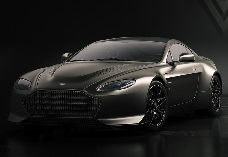 2018 Aston Martin V12 Vantage V600 Price And Specifications