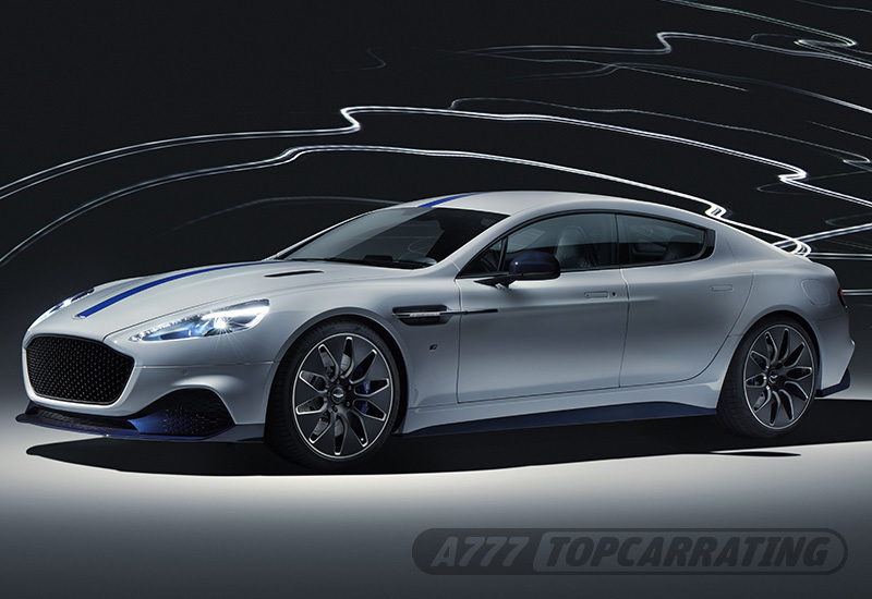 2019 Aston Martin Rapide E Prototype Price And Specifications