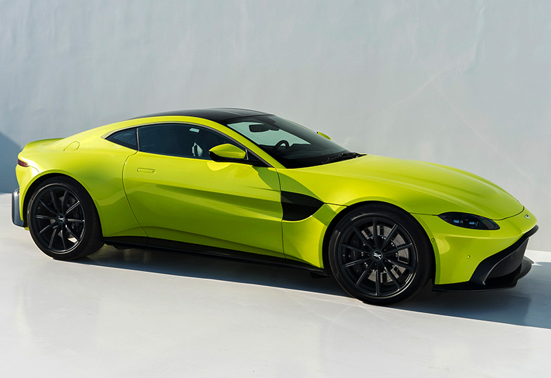 2019 Aston Martin Vantage Price And Specifications