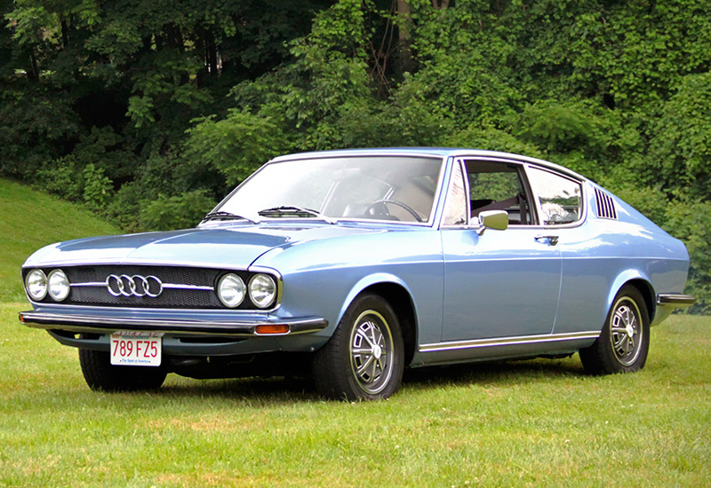 1973 Audi 100 Coupe S - specifications, photo, price ...