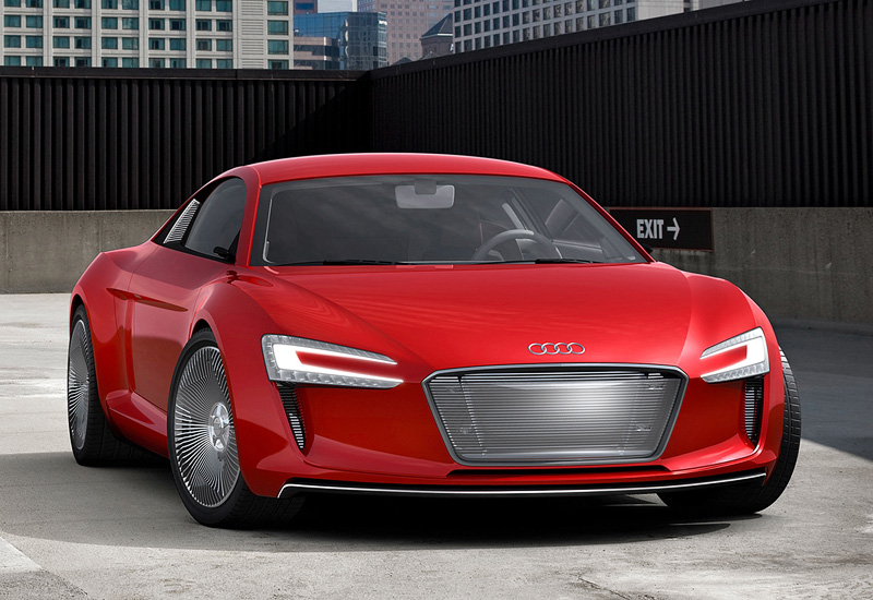 2009 Audi e-Tron Concept - price and specifications