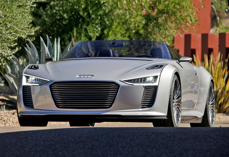 2010 Audi e-Tron Spyder Concept - price and specifications