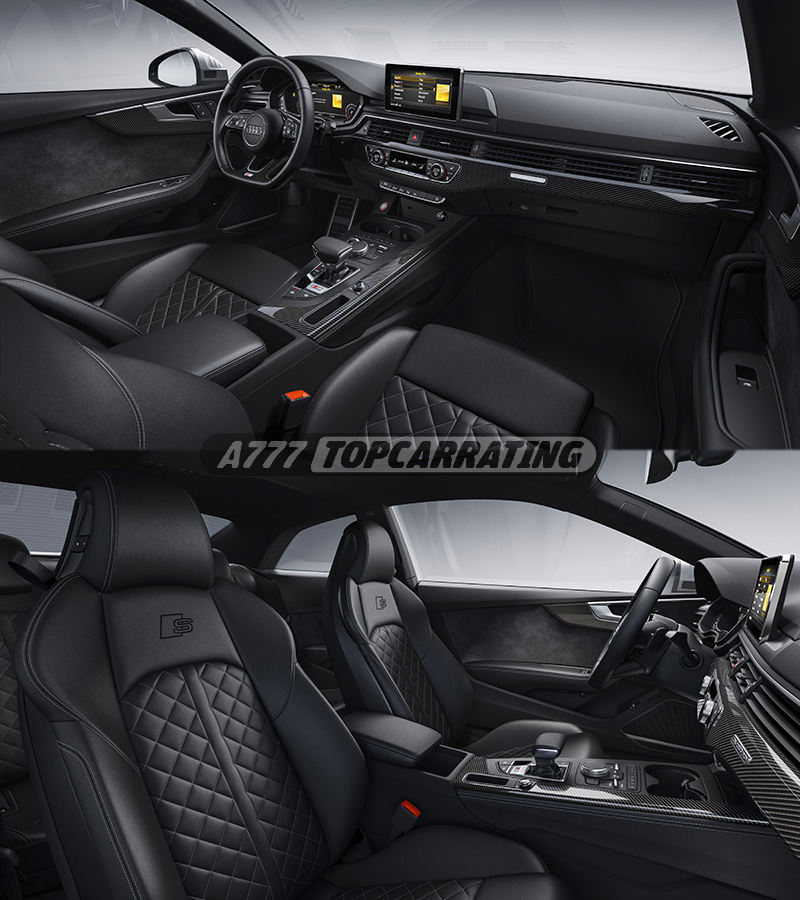 2019 Audi S5 Coupe TDI - specs, photo, price, rating