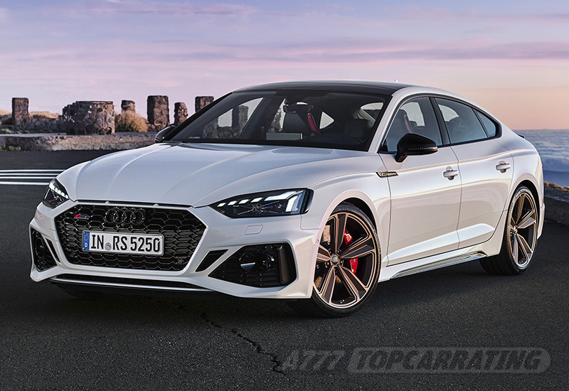 2020 Audi RS5 Sportback (B9) - price and specifications