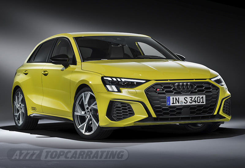 2021 Audi S3 Sportback - price and specifications