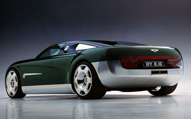 1999 Bentley Hunaudieres Concept - specifications, photo ...