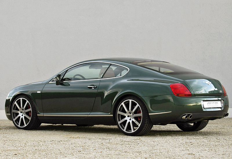 2009 Bentley Continental GT MTM Birkin Edition - specifications, photo, price, information, rating