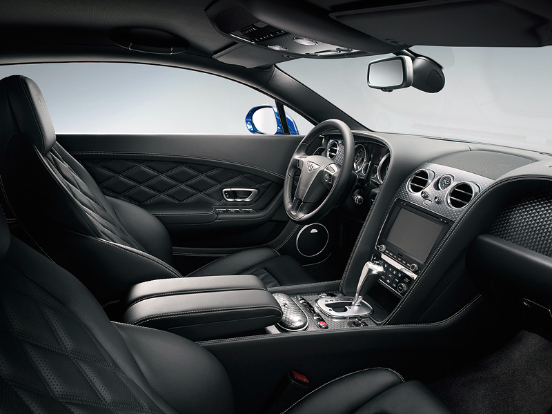 2012 Bentley Continental GT Speed