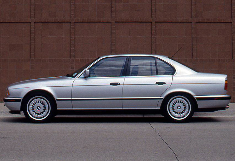 1989 Bmw M5 3 5 E34 Specs Photo Price Rating