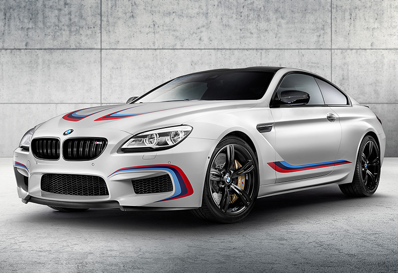 2015 BMW M6 Coupe Competition Edition (F13)