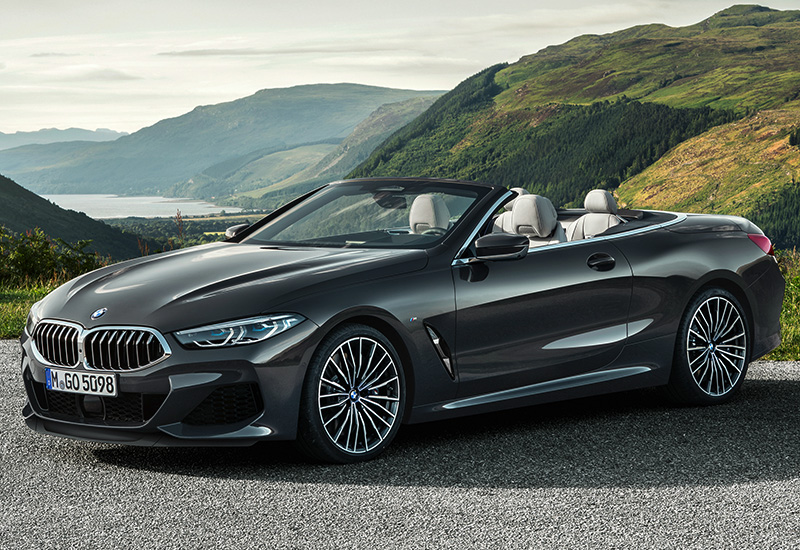 2019 Bmw M850i Xdrive Cabrio Specs Photo Price Rating