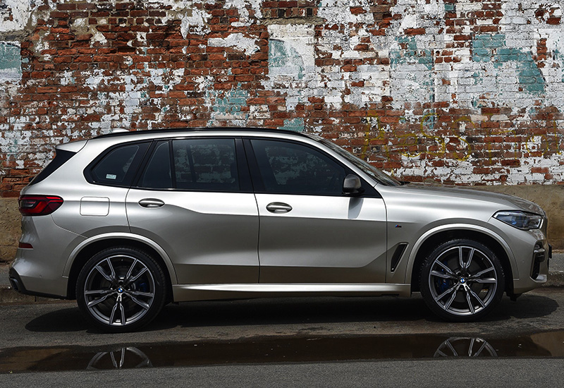 2019 Bmw X5 M50d G05 Specs Photo Price Rating