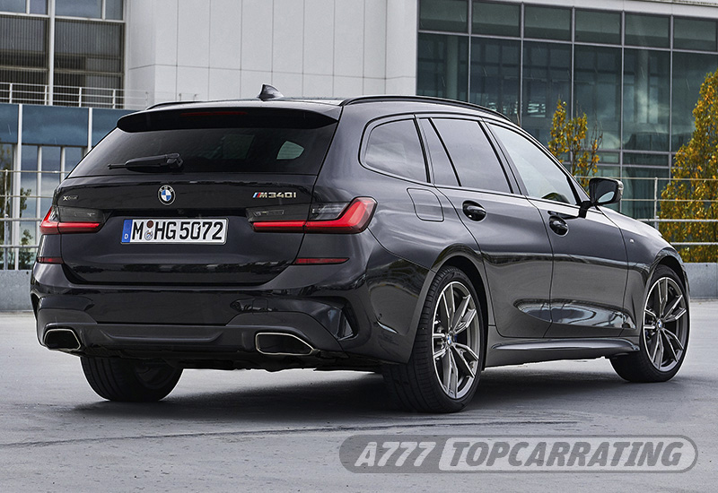 2020 BMW M340i xDrive Touring (G21)