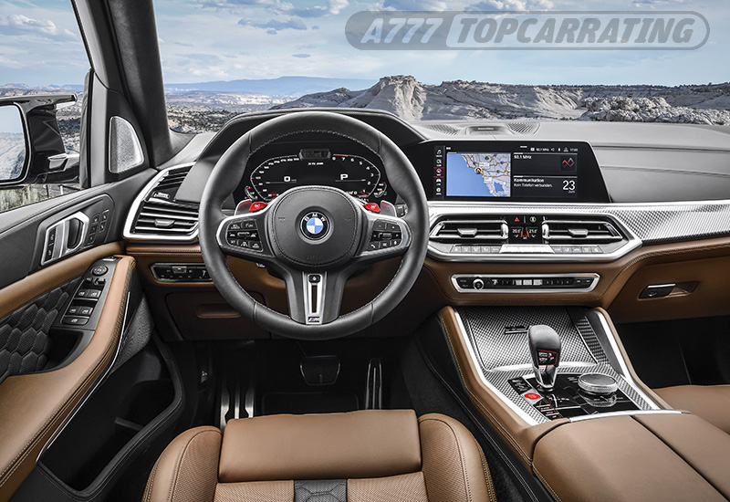 2020 BMW X5 M Competition (F85)