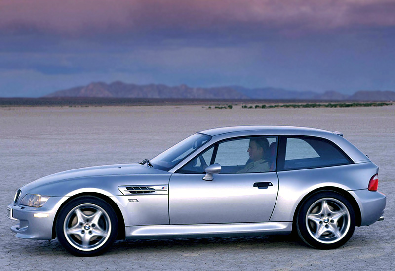 1998 Bmw Z3 M Coupe Specs Photo Price Rating