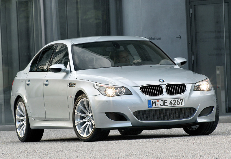 2005 Bmw M5 E60 Price And Specifications