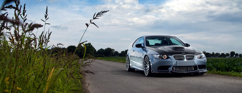 2010 BMW M3 Manhart Racing V8R Biturbo