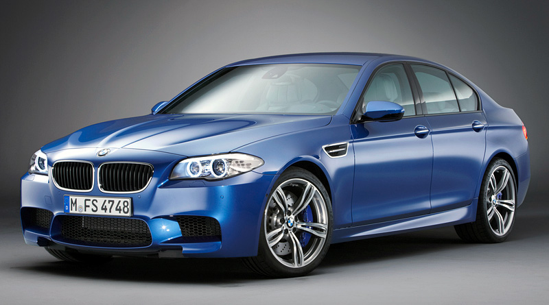 2012 Bmw M5 F10 Price And Specifications