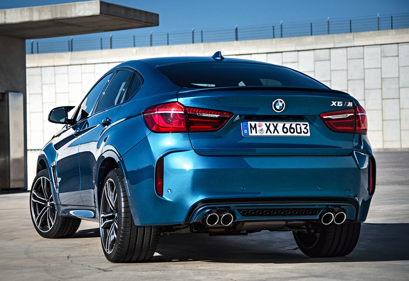 2015 Bmw X6 M F86 Specs Photo Price Rating