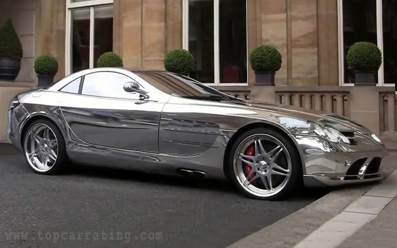 Ford V10 Specs >> 2010 Mercedes-Benz SLR McLaren (V10 Quad-Turbo) Brabus ...