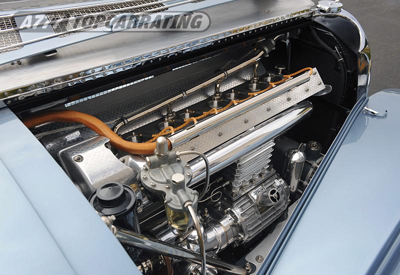 1937 Bugatti Type 57sc Atlantic Price And Specifications
