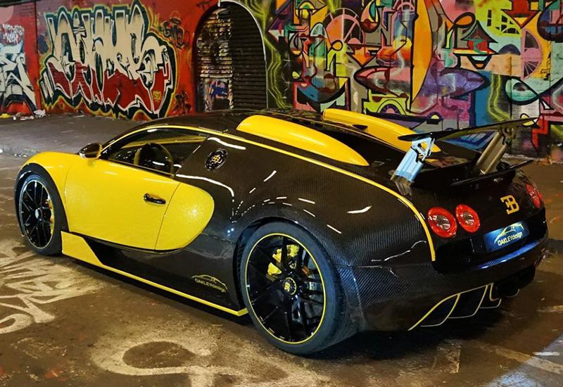 2016 Bugatti Veyron 16.4 Oakley Design - specs, photo ...