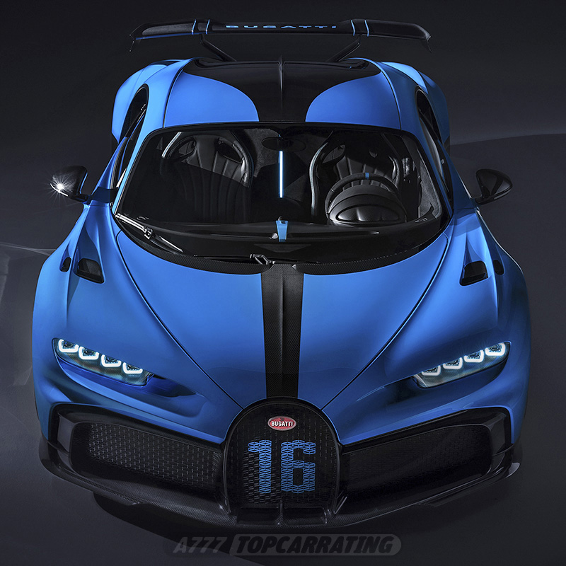 Bugatti Chiron Super Sport 300: 2021 Bugatti Chiron Pur Sport