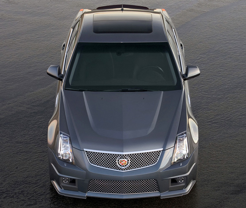 Cadillac Cts V 2009: Specs, Photo, Price, Rating