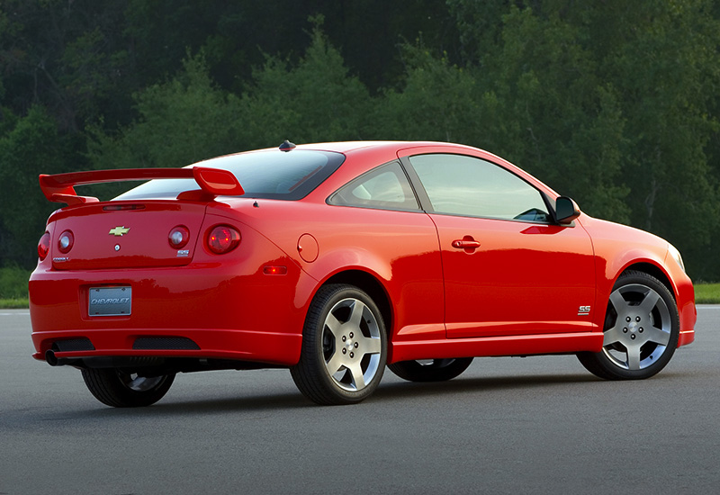 2005 Chevrolet Cobalt SS Supercharged Coupe