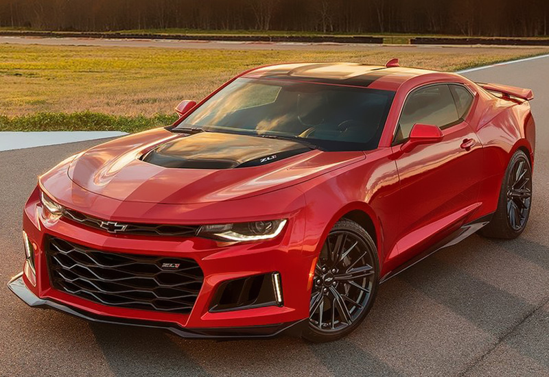 2017 Chevrolet Camaro ZL1 - specifications, photo, price, information, rating