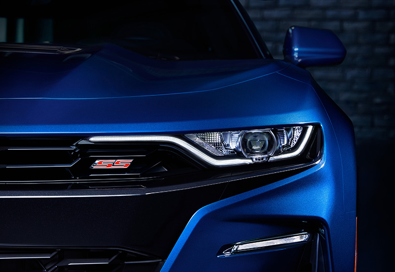 2019 Chevrolet Camaro SS - specifications, photo, price, information, rating