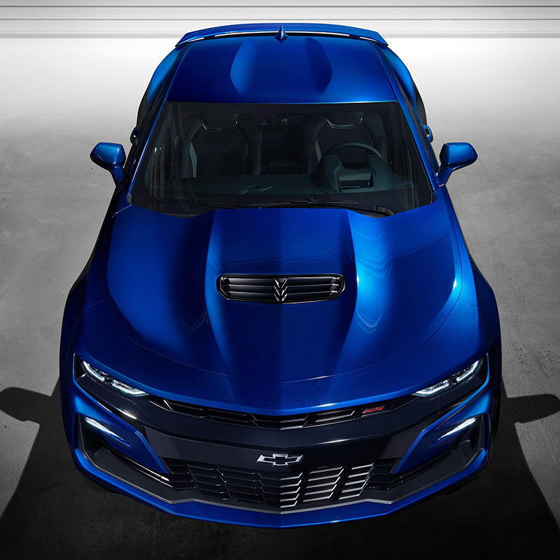 2019 Chevrolet Camaro SS - price and specifications