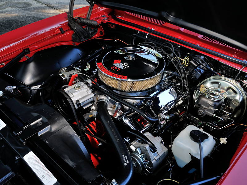 1968 Chevrolet Camaro Yenko RS/SS 427 - specifications ...