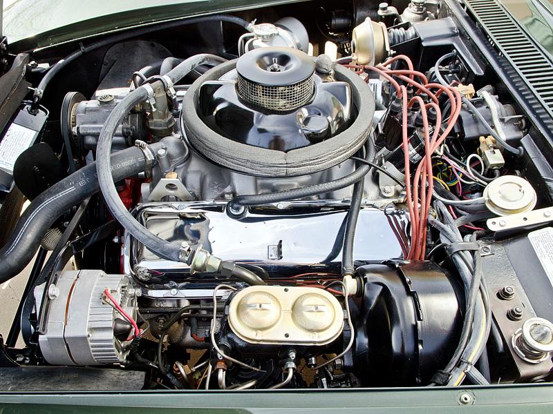 1969 Chevrolet Corvette Stingray L88 427 Coupe (C3) - specifications, photo, price, information ...
