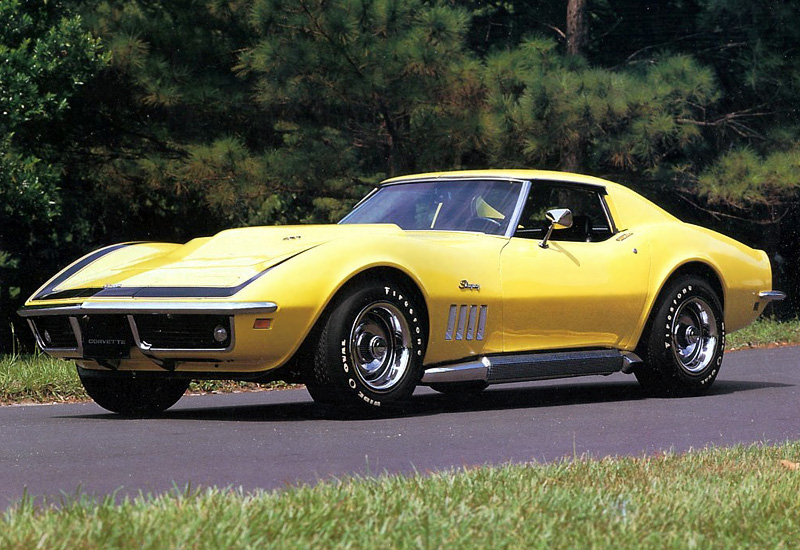1969 Chevrolet Corvette Stingray ZL-1 (C3)