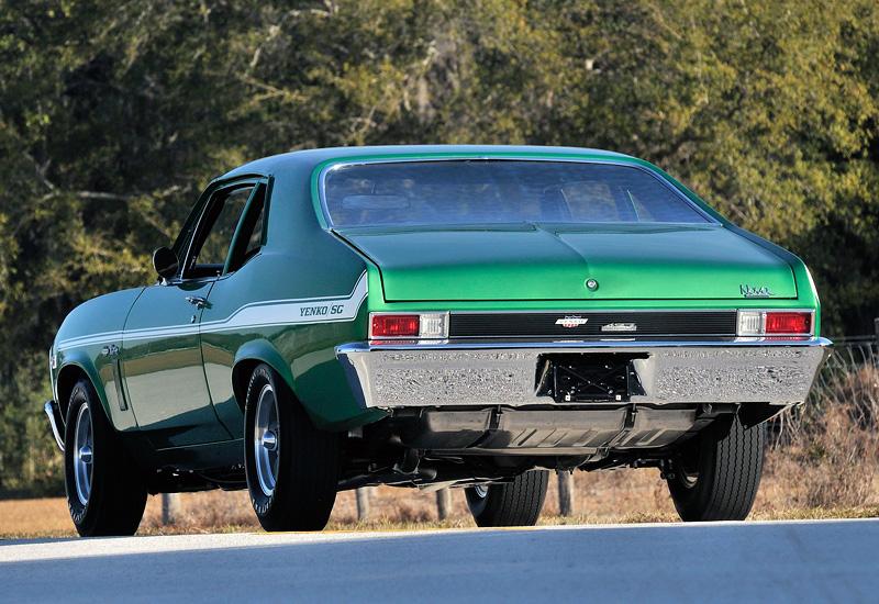 1969 Chevrolet Yenko Nova 427 - specifications, photo, price, information, rating