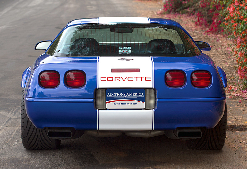 1996 Chevrolet Corvette Grand Sport Coupe (C4) - specifications, photo, price, information, rating