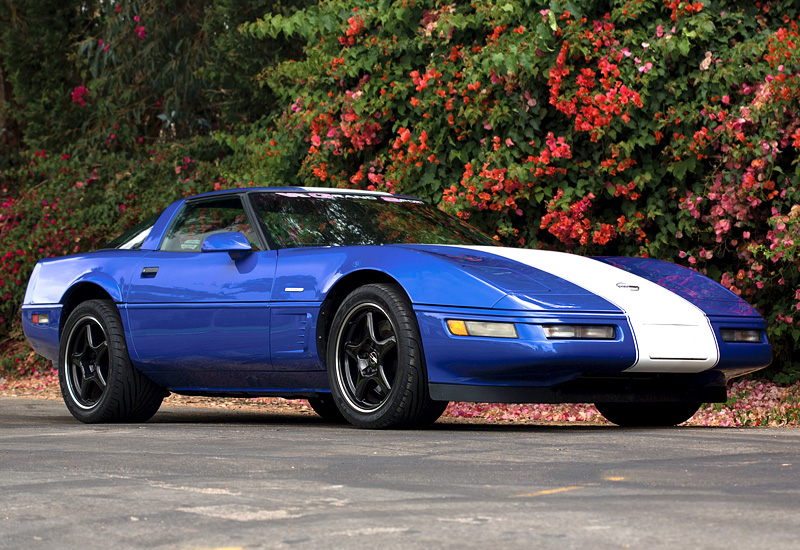 1996 Chevrolet Corvette Grand Sport Coupe C4 Price And Specifications