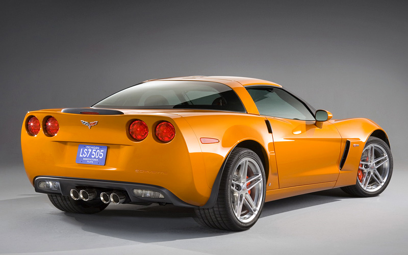 50Th Anniversary Corvette >> 2006 Chevrolet Corvette Z06 (C6) - specs, photo, price, rating