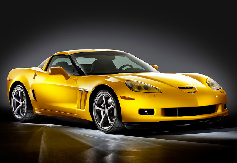 All Types Of Cars >> 2010 Chevrolet Corvette Grand Sport (C6) - specs, photo, price, rating