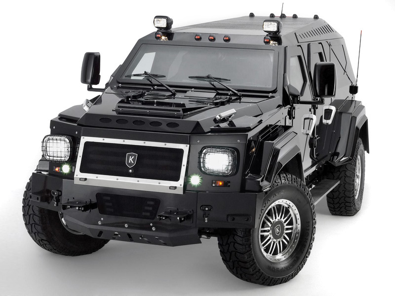 2010 Conquest Knight XV
