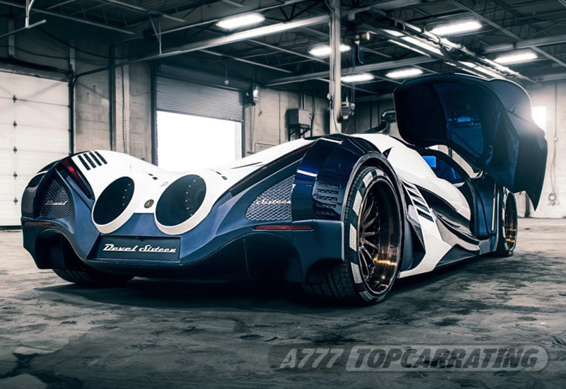 2017 Devel Sixteen Prototype