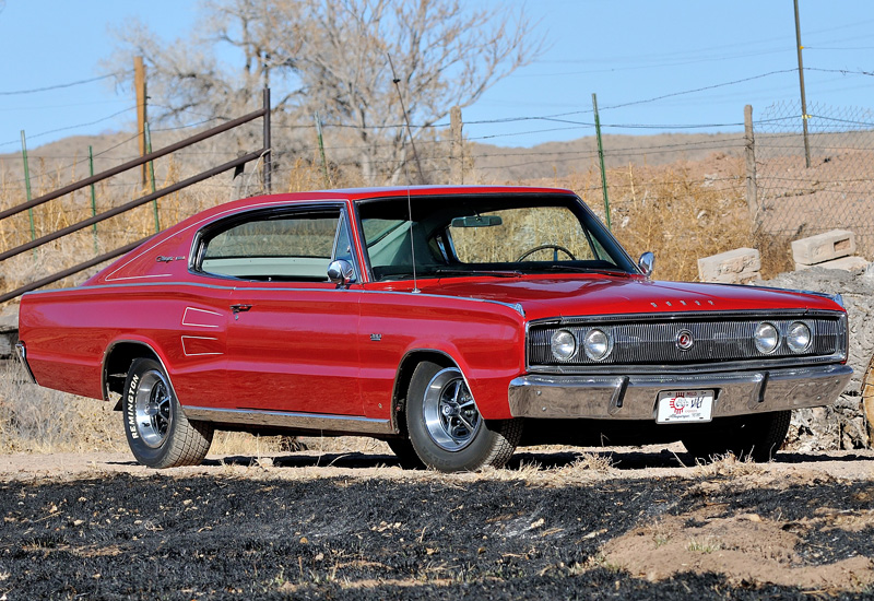 1966 Dodge Charger 383 Price And Specifications